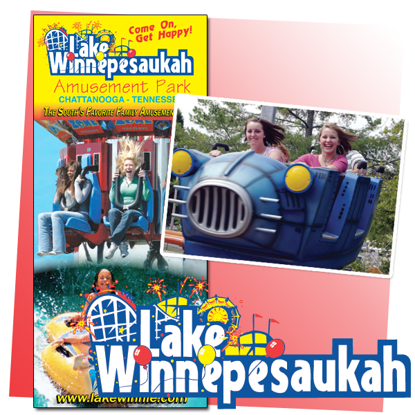Lake Winnepesuakah Amusement Park
